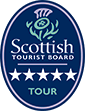 Visit Scotland 5 Star Award